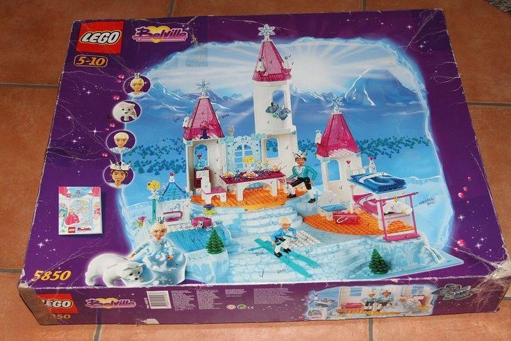LEGO Belville Schloss 5850 OVP   Spielzeug, Baukästen & Konstruktion, LEGO   eBay!