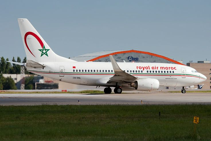 Royal Air Maroc Boeing B737-7B6 CN-RNL