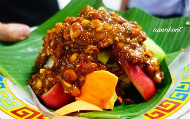 Rujak Kolam Medan Paling Enak Di Jakarta Resep Makanan Makanan Resep