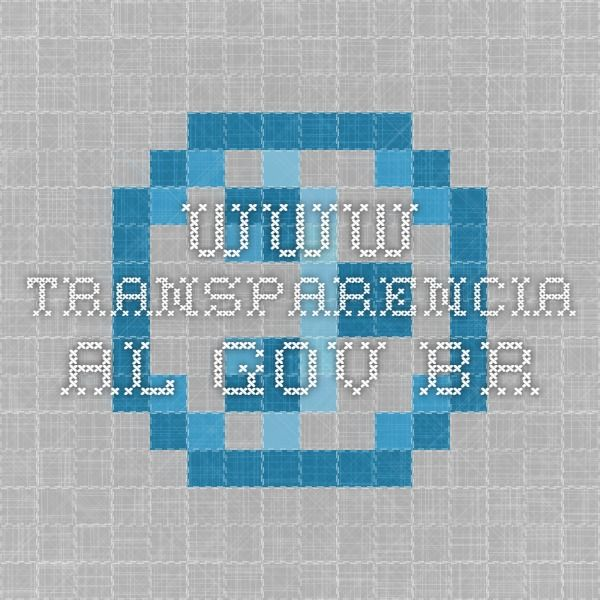 www.transparencia.al.gov.br