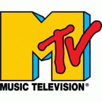 MTV Music Television Logo. Get this logo in Vector format from https://logovectors.net/mtv-music-television/