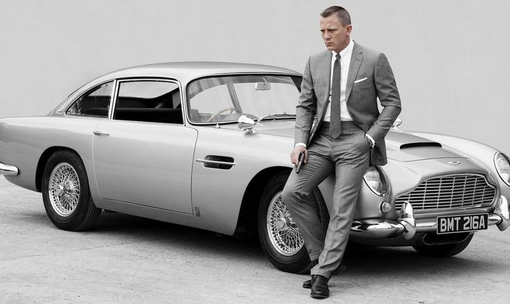 Daniel Craig Says 'Spectre' Might Be His Last James Bond Movie