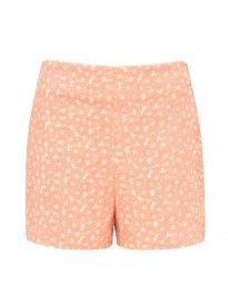 Polly Jacquard High Waisted Co-Ord Shorts