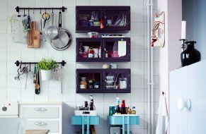 3 smarte idéer til ekstra køkkenopbevaring