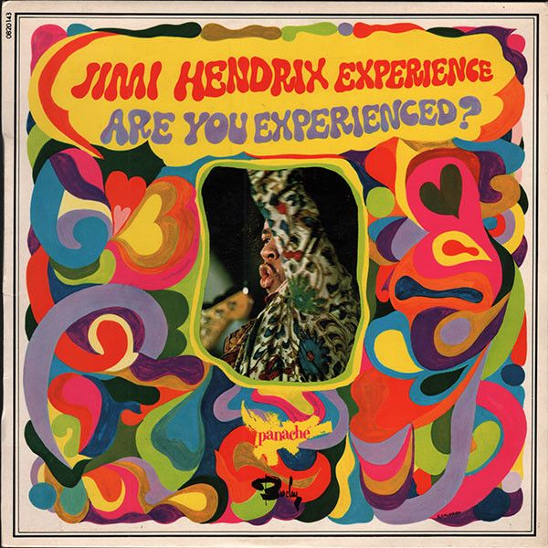 Jimi Hendrix Experience* - Are You Experienced?