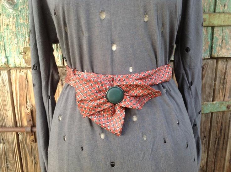 Cinturón-corbata Singapur