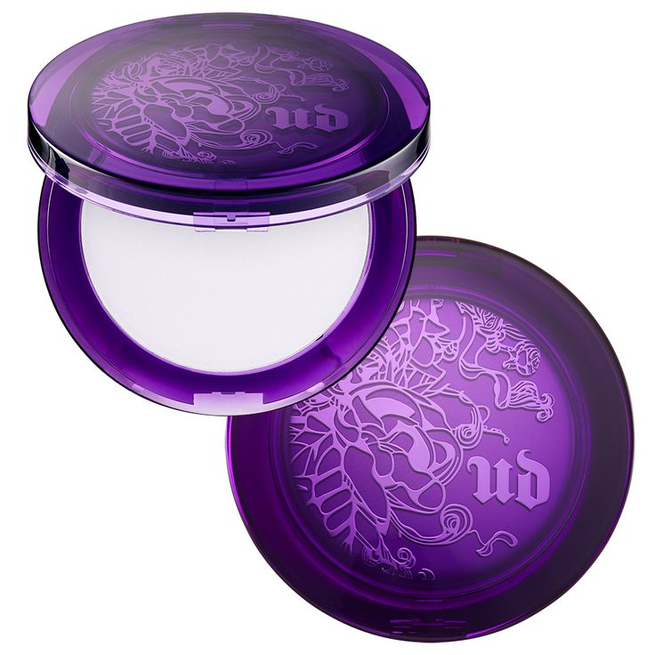 Urban Decay De-Slick Mattifying Powder Good good oily skin