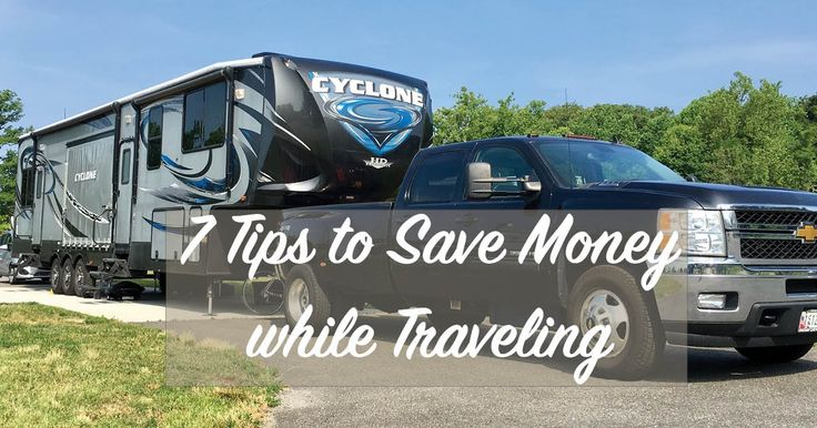 7 Tips To Save Money While Traveling | Heartland RV's Blog
