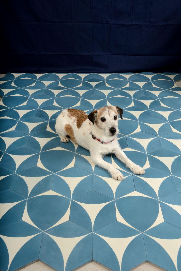 bow tiles designed by claesson koivisto rune - Matchstick Tile Castle 2016