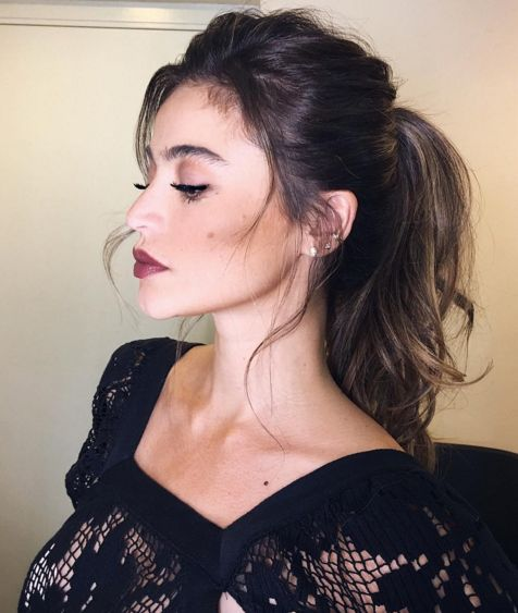 The Hairstyle that Anne Curtis is Currently Obsessed With