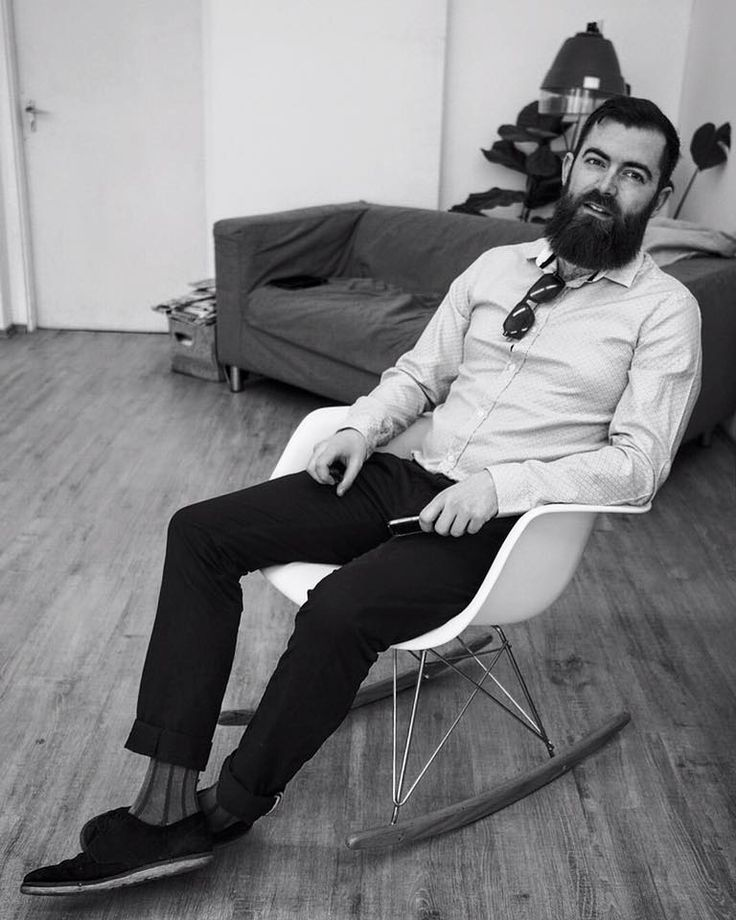 bearded man #beard #bearded #gentleman #fashion #style #barber