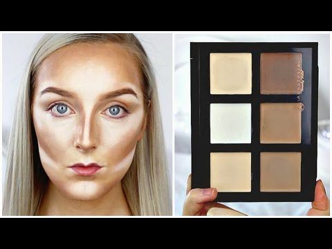 Anastasia Beverly Hills Cream Contour Kit Review and Demo   Emily Alison - YouTube
