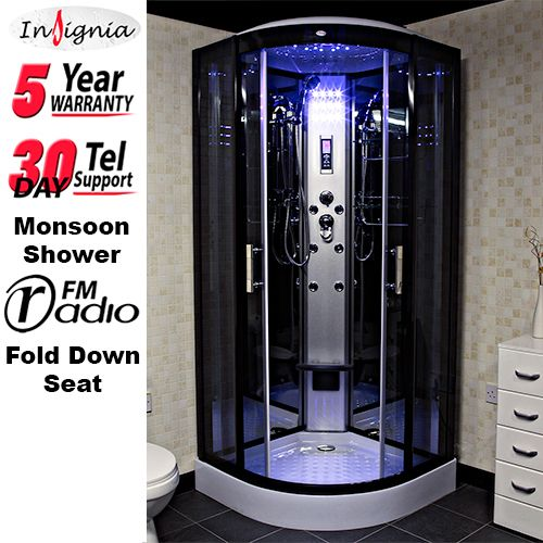 Insignia HydroMassage Shower Cabin Available At