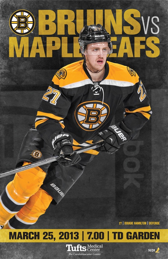 B's vs Maple Leafs | Mar. 25, 2013 - 14/24