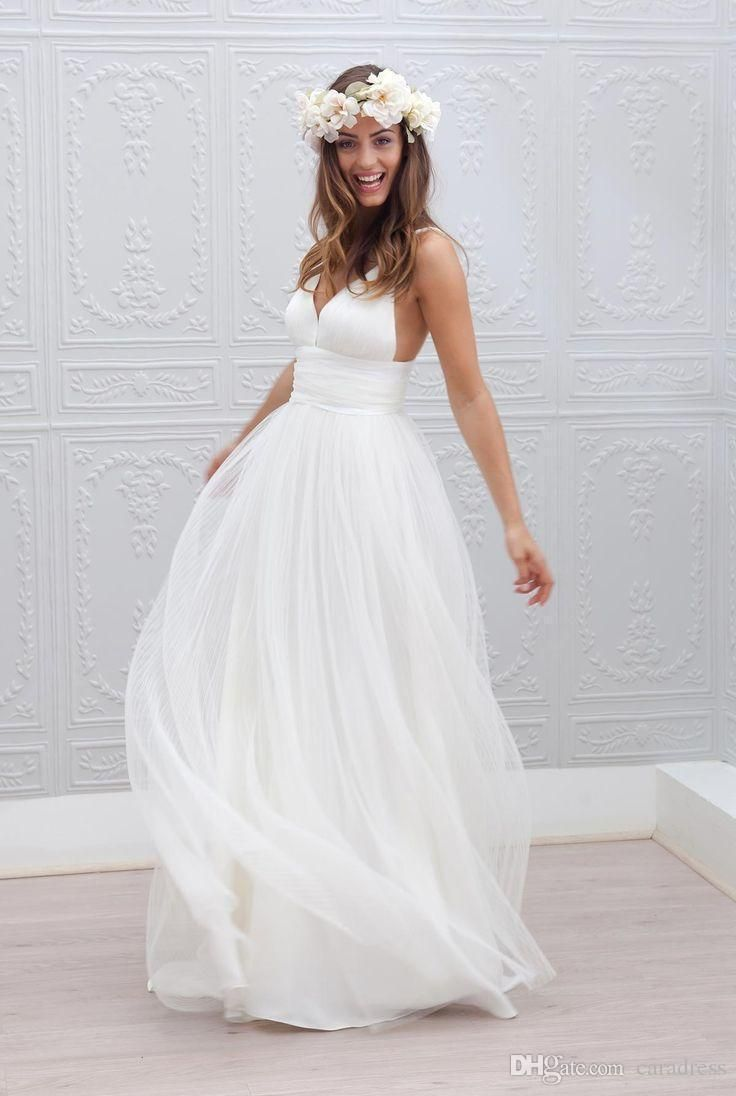 25  best ideas about Halter neck wedding dresses on Pinterest ...