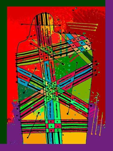 Mummies II by Serge Pichii, via Behance
