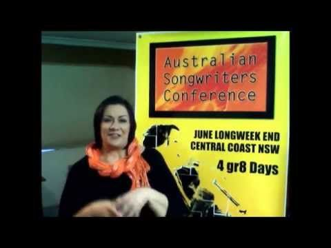 Australian Songwriters Conference – The Craft & Business of Songwriting