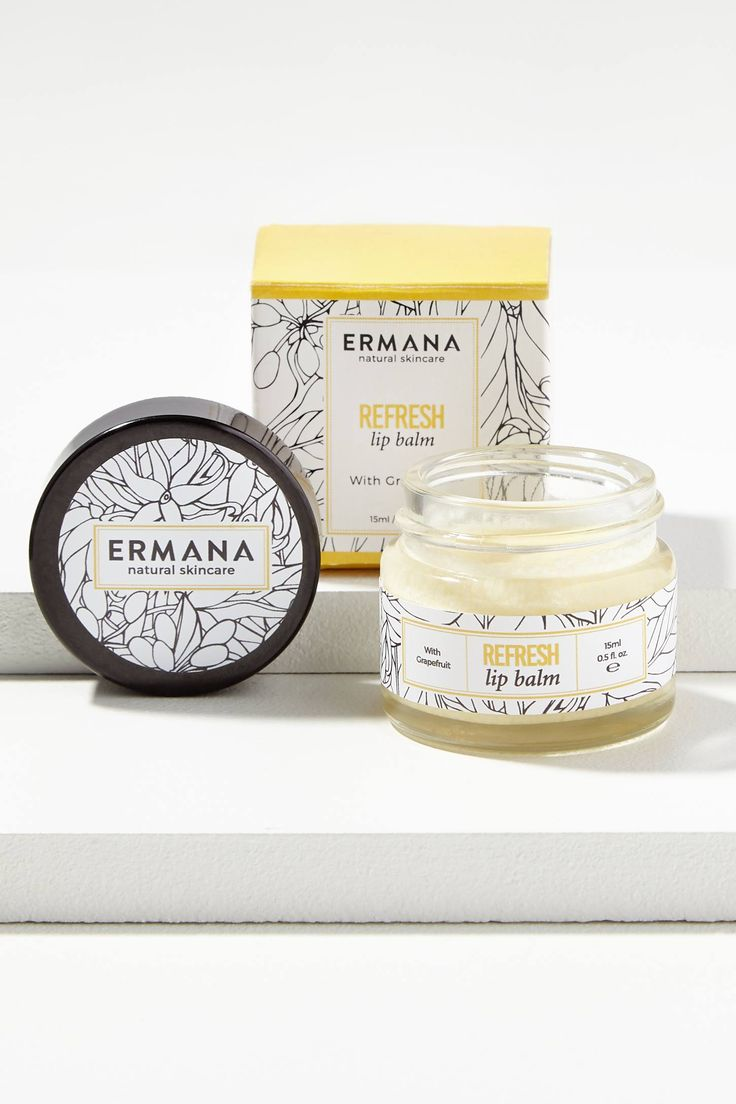 Shop the Ermana Fresh Lip Balm and more Anthropologie at Anthropologie. Read reviews, compare styles and more.