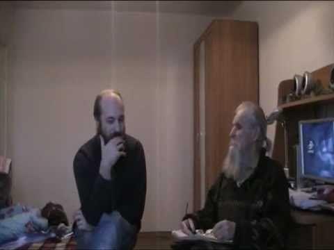 Дед рассказывает о современной ситуации в России