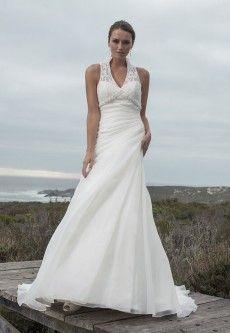 A-lijn trouwjurken met een uitlopende rok | De Bruidshoek | De Bruidshoek