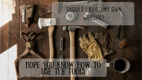 Many agents want to build their own real estate website. They think it can't be that hard. Before doing it on your own, consider these points first.