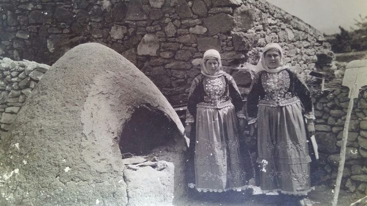 National Geographic's  1920s Megara Attikis, Greece. Christina Tripou- Panou, Asimina Georgaki.