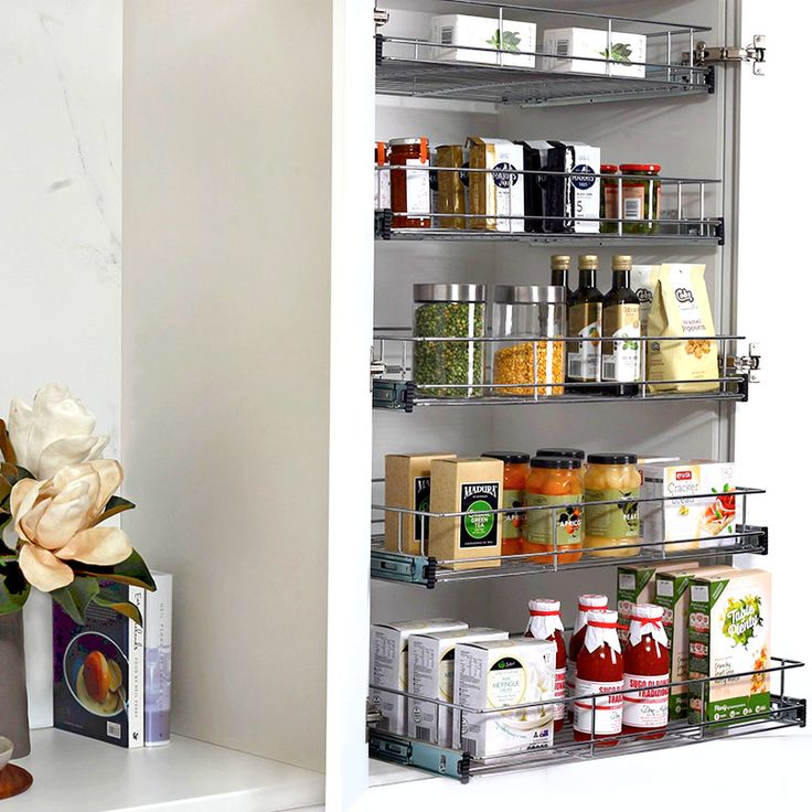 pull out pantry solution no pantry solutions kitchen storage solutions pull out pantry on kitchen organization no pantry id=95779