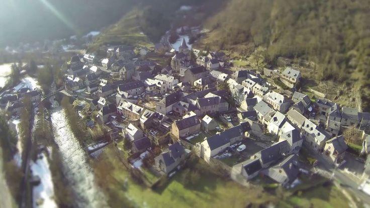 Réalisation d'une vidéo sur le projet de déviation de Cadéac pour le Conseil Général des Hautes-Pyrénées