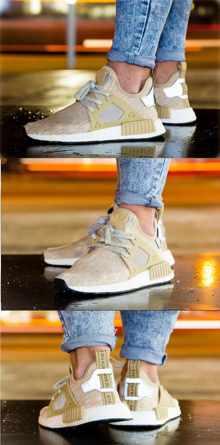 #Adidas #NMD XR1 'Linen'