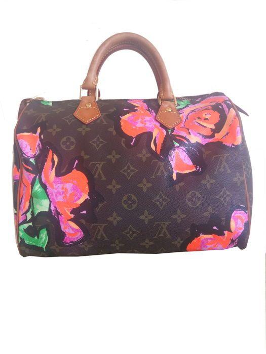 Plateforme de ventes aux enchères en ligne Catawiki   Louis Vuitton - sac à  main speedy 564542196b8