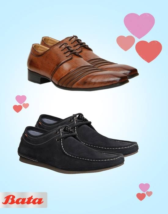 No matter where your date is tonight, we hope you got there in your Bata shoes. #WithLoveFromBata