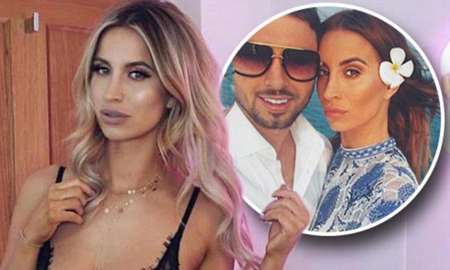 But Ferne McCann 27 has reportedly been secretly dating an older man for a month and a half.