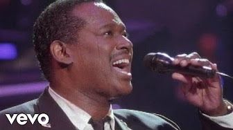 Luther Vandross - I'd Rather - YouTube