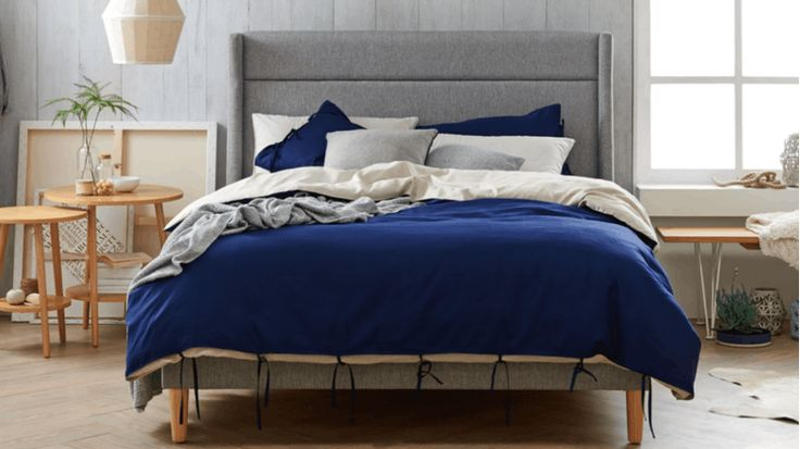 The Dane Bed Frame | Domayne