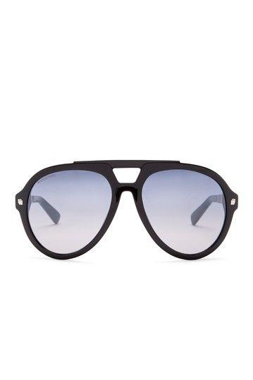 Image of DSquared2 Women's Ken Aviator Sunglasses
