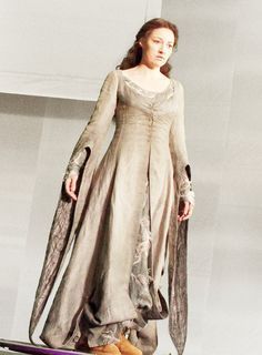 Helena Ravenclaw/The Grey Lady (played by Kelly MacDonald) in Harry Potter and the Deathly Hallows Part 2