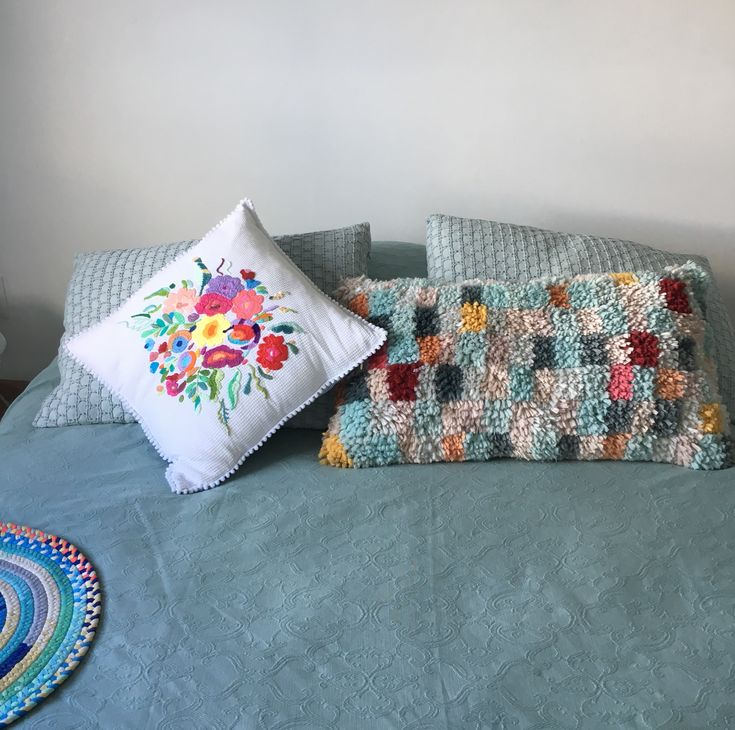 Vacation rental loft with 2 nice bedroom pillows in playa del carmen - we have loved it !