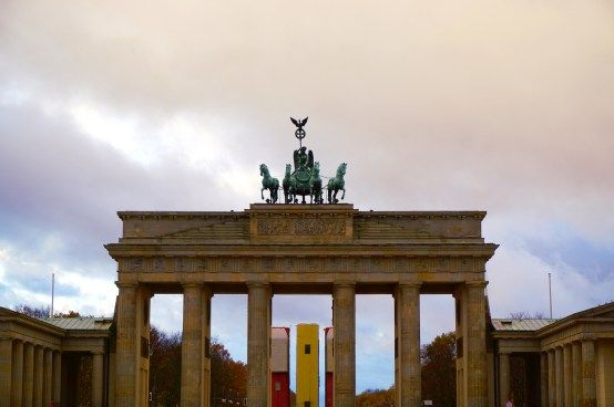 The Brandenburger Tor