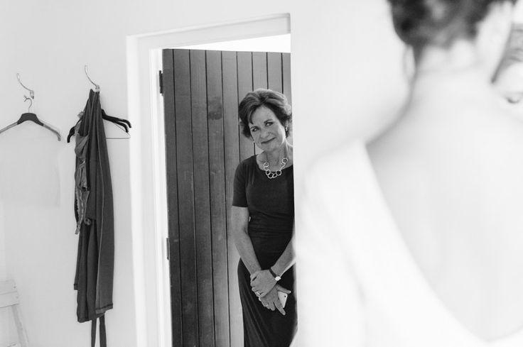 Marietta van der Walt wearing our Stella dress at her daughters wedding