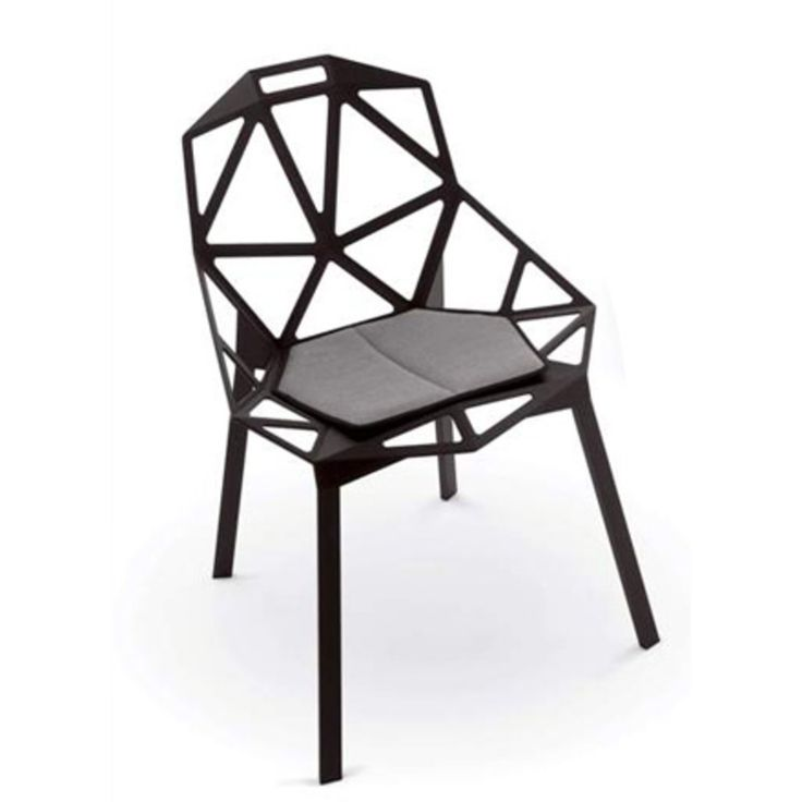 Chair one stapelstuhl von magis innenausstattung sessel for Design x chair