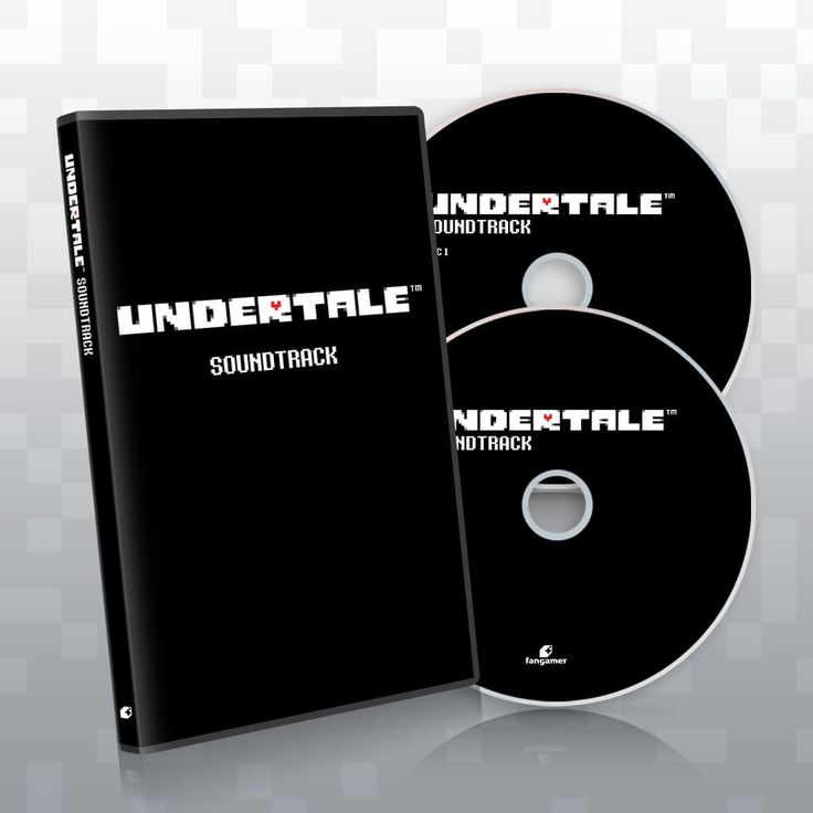 The soundtrack to UNDERTALE, now available on two CDs. Disc 1 Disc 2 - Once Upon a Time - Start Menu - Your Best Friend - Fallen Down - Ruins - Uwa!! So Temperate - Anticipation - Unnecessary Tension