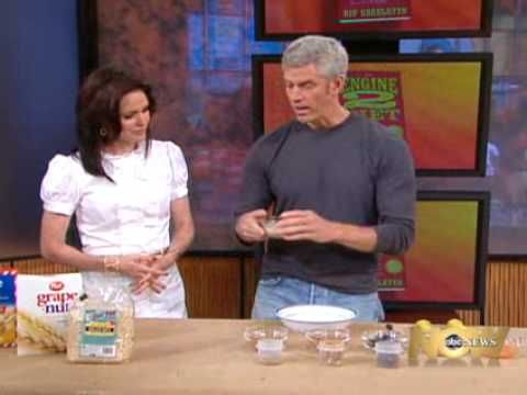 "GMA with ""Engine 2 Diet"" author Rip Esselstyn"