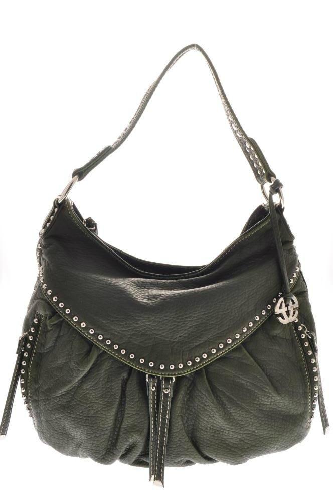 Red By Marc Ecko New Bhfo Hobo Large Handbag Green Bag Bags For Days Pinterest Handbags And