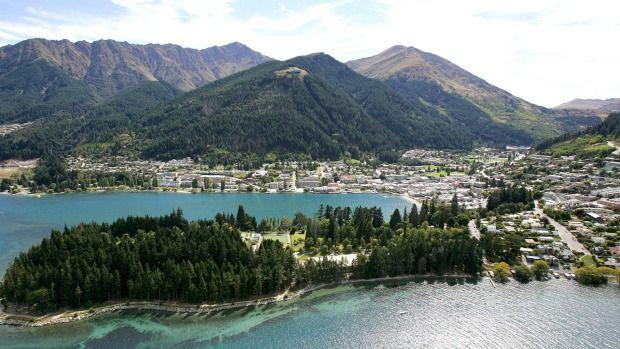 Queenstown..New Zealand