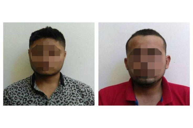 Estos Son los Dos Ex Militares, Ahora Miembros del Narcotráfico, que mantuvieron por 8 LARGOS Días en el Infierno en Vida a Vecina Viciosa de La Rioja Residencial Tijuana en un Secuestro Por Deudas de Droga