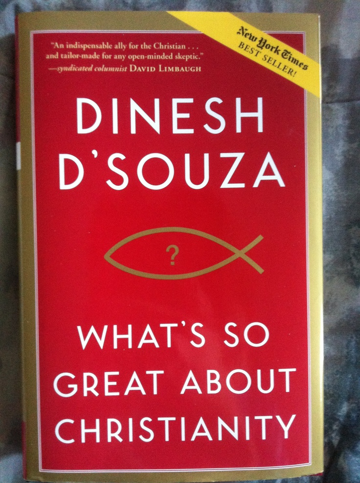 dinesh d souza book review