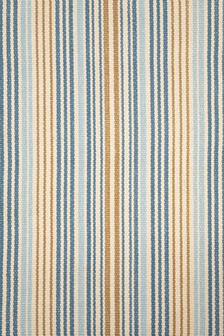 Stockholm Stripe Cotton Rug - Complete Pad ®
