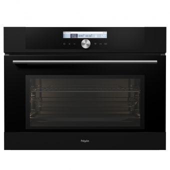 Pelgrim combi oven mat zwart