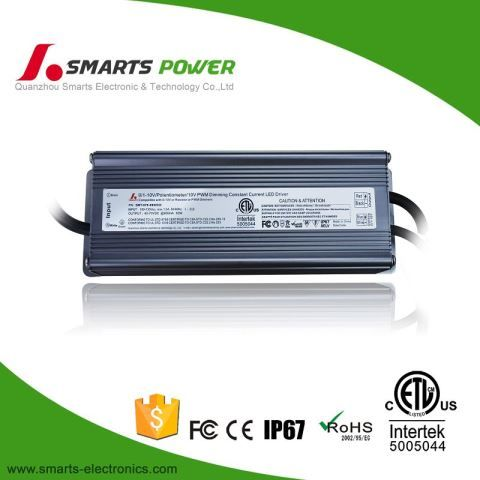 60hz 120v Ac 900ma Dc Output 0 10v Constant Current Dimmable Led Power Supply For Outdoor Lighting