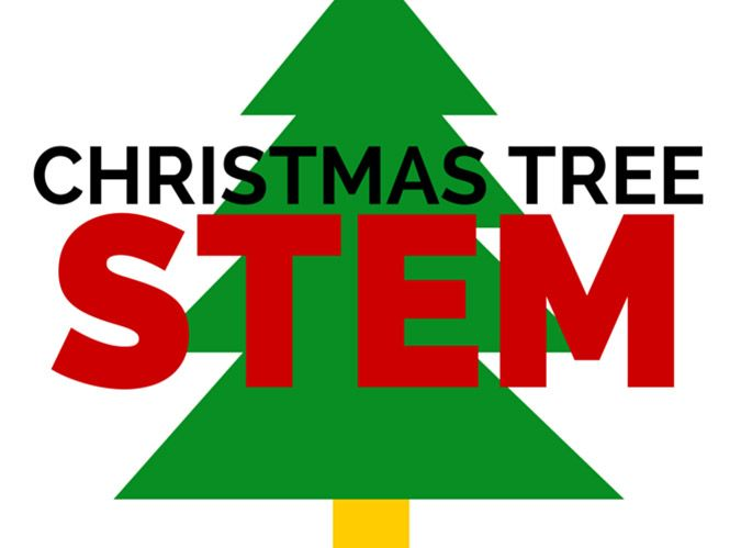 Christmas Tree STEM has Ideas for bringing holiday traditions together with science, engineering and math. Great for kids.